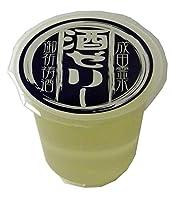 成田霊水 酒ゼリー