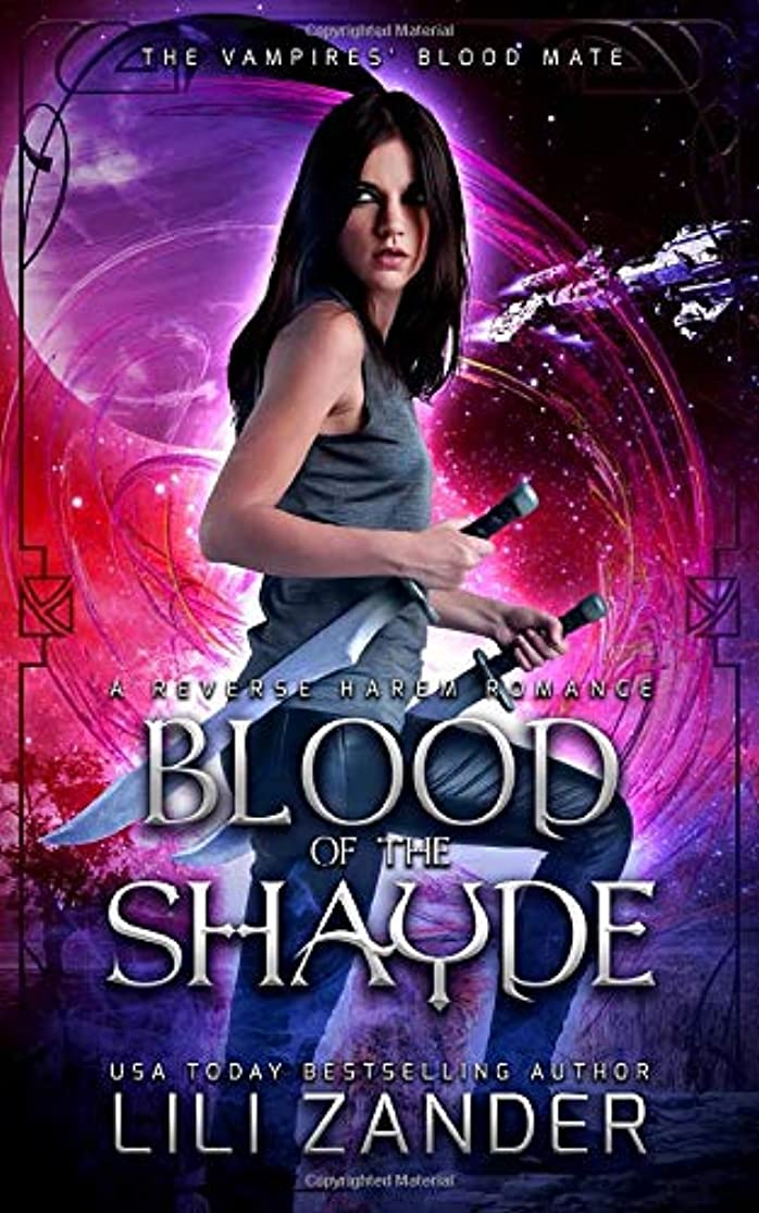 Blood of the Shayde: A Reverse Harem Romance (The Vampires' Blood Mate) zcugyxww6