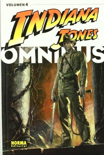 INDIANA JONES OMNIBUS 4 (CÓMIC USA)