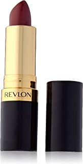 Revlon Super Lustrous Creme Lipstick, Rum Raisin 535, 0.15 Ounce