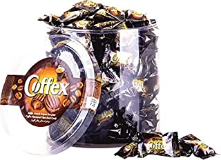 Coffex Coffee Real Coffee Candy with Filling (2 lbs)