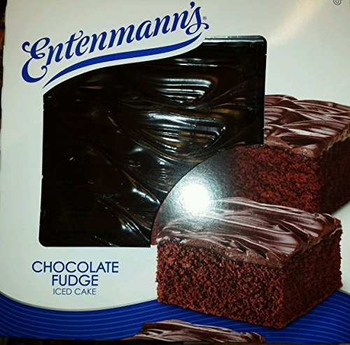 Entenmanns Chocolate Fudge Cake is Decadently Delicious