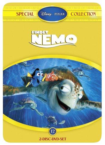 Findet Nemo (Best of Special Collection, Steelbook) [Alemania] [DVD]