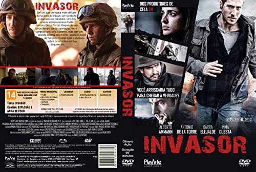 Invasor - DVD