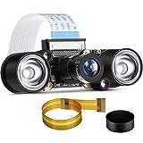 Kompatibel mit Raspberry Pi Kamera Tag und Nachtsicht 5MP OV5647 Sensor HD Video Webcam Nachtsicht Unterstützen Infrarot Kamera Kompatibel mit Raspberry Pi/RPi/ 3/ B/B+/ 2/1/ Zero/Zero W