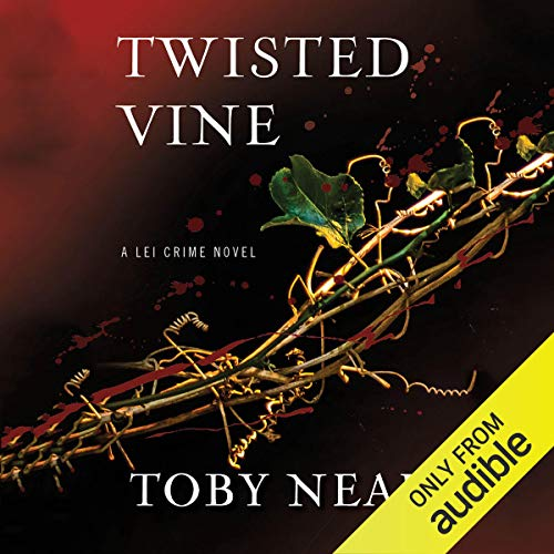 Twisted Vine audiobook cover art