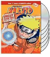 Naruto Uncut Season 3 V.2 Box Set [DVD] [Import]