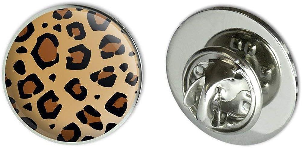 GRAPHICS & MORE Leopard Print Animal Spots Metal 0.75