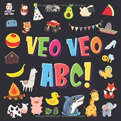 Veo Veo - ABC!: Un Juego de Buscar y...