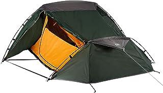 Ultrasport Campingtält perfekt tält för festival, camping och trekking, levereras med bärväska, med UV-skydd och myggnät, ...