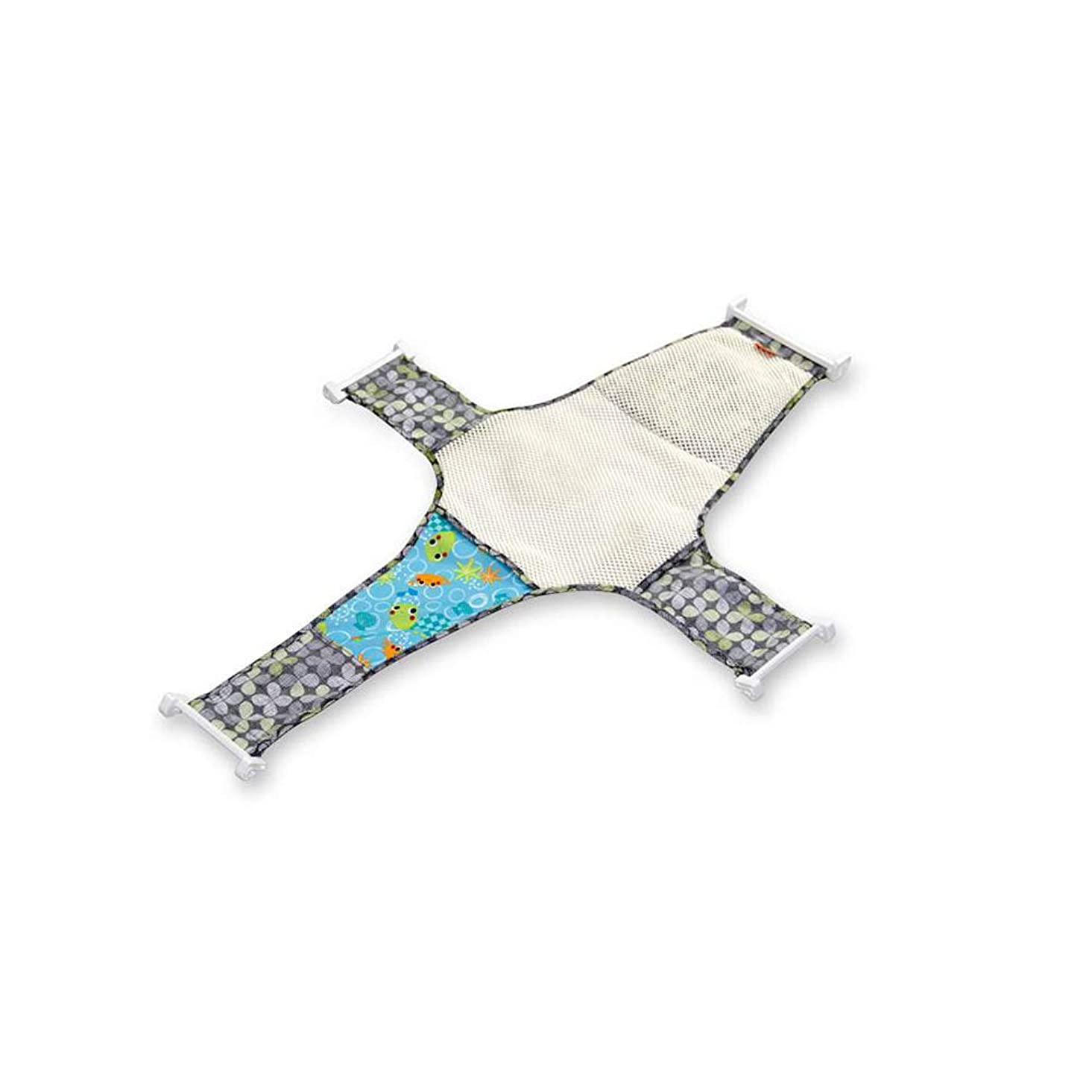 者スプーン盆地Onior調整可能 十字メッシュ パターン バスタブ 座席 スタンドネット 滑り止め 浴槽網 耐久性