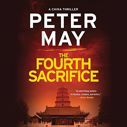 The Fourth Sacrifice audiobook cover art