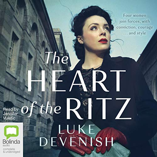 The Heart of the Ritz cover art