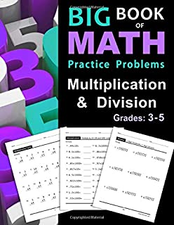 Best math drills long division worksheets Reviews