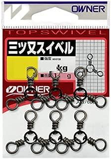OWNER(オーナー) 三ツ又スイベル 1/0 72477