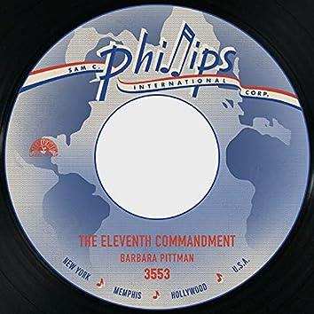 The Eleventh Commandment / Handsome Man