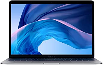 Apple MacBook Air (13-inch Retina display, 1.6GHz dual-core Intel Core i5, 128GB) - Space Gray (Previous Model)