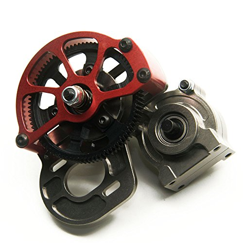 RC Vehicle Transmission Gearboxes