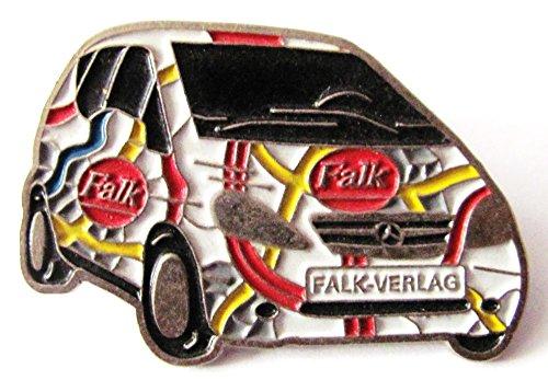 Falk Verlag - Mercedes Benz - A-Klasse - Pin 35 x 25 mm