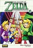 [Legend of Zelda 9: Four Swords Adventures] [By: Himekawa, Akira] [May, 2011] - Norma Editorial Sa - 27/05/2011