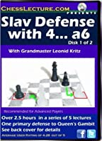 Slav Defense with 4... a6 (2 DVDs) - GM Leonid Kritz - Chess Lecture Volume 39
