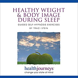 Meditations for Healthy Weight and Body Image During Sleep audiobook cover art