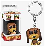 Funko 37041 Pop! Keychain Toy Story - Slinky - Exclusivo...