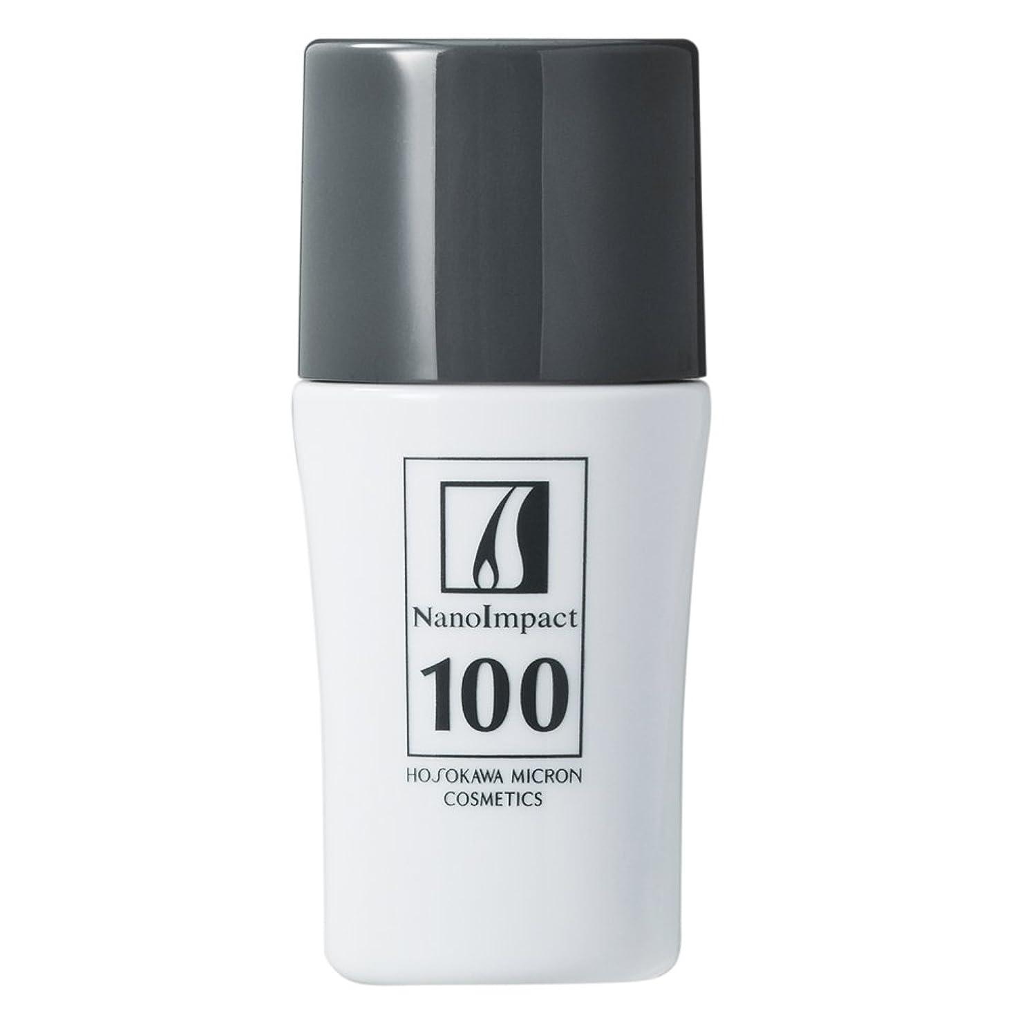 間欠元気泥だらけホソカワミクロン化粧品 薬用ナノインパクト 100<60ml> 【医薬部外品/薬用育毛剤】