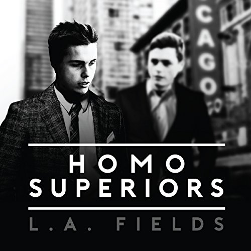Homo Superiors audiobook cover art