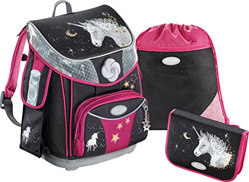 Sammies by Samsonite Premium plus Schulranzen-Set 3-tlg. Unicorn Dream
