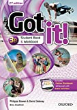 Got It! Plus (2nd Edition) 3. Student's Pack B (Got It Second Edition)