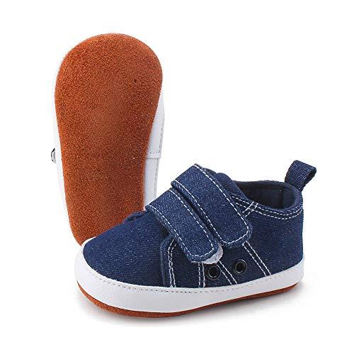 OOSAKU Zapatos Lona bebés Zapatillas Deporte niños