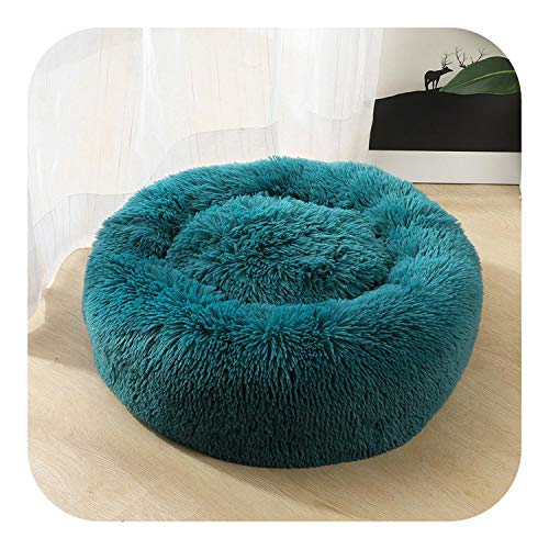 Star Harbor Shapers Dog Cooling Pad Round Plush Cat Bed House Soft Long Plush Best Pet Dog Bed for Dogs Products Nest Winter Warm Sleeping Cat Pet Bed Mat Cat House-4-40cm,