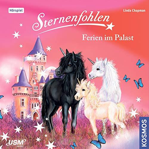Ferien im Palast cover art