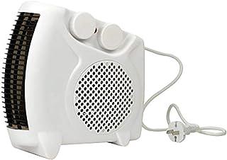 Termoventiladores Calentador portable práctico caliente del ventilador del ventilador del ventilador eléctrico Habitación útil del calentador de aire del radiador eléctrico Mini Aquecedor Home Office
