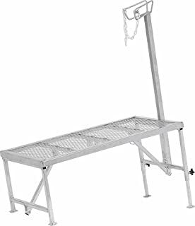 lamb trimming stand