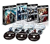 X-MEN 4K ULTRA HD トリロジーBOX[Ultra HD Blu-ray]