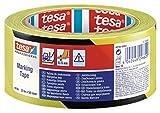 TESA 60760-00087-15 60760-00087-15-Cinta Señalización temporal serie 60760-33m x 50mm Negra/Amarilla, Not_applicable, No aplica