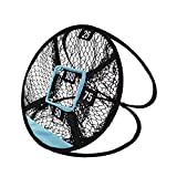 IhDFR Golf Chipping Net Pop Up Pitching Net,Trainer Nylon Hitting Portable Training Chipping
