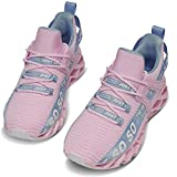 JointlyCreating Walking Shoes for Women Lightweight Slip On Sneakers Mesh Sock Shoes Casual Running Shoes