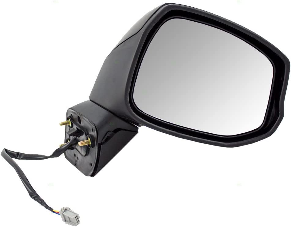 Brock Replacement Passengers Power Side New Shipping Free Shipping w Mirror View Compatible Fresno Mall