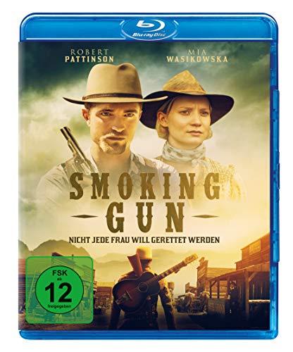 Smoking Gun - Nicht jede Frau will gerettet werden [Blu-ray]
