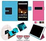 Hülle für Acer Iconia Talk S Tasche Cover Hülle Bumper | in Pink | Testsieger