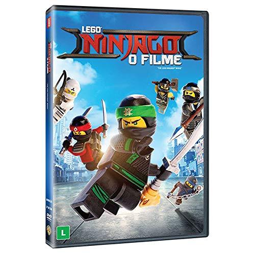Lego Ninjago: O Filme [DVD]