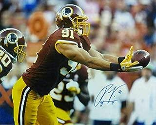 Ryan Kerrigan Autographed Photo - 16x20 11956 - Autographed NFL Photos