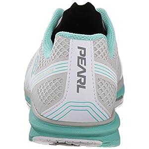 PEARL IZUMI Women's w x-Road Fuel iv-w Cycling Shoe, Aqua Mint, 37 EU/6 B US
