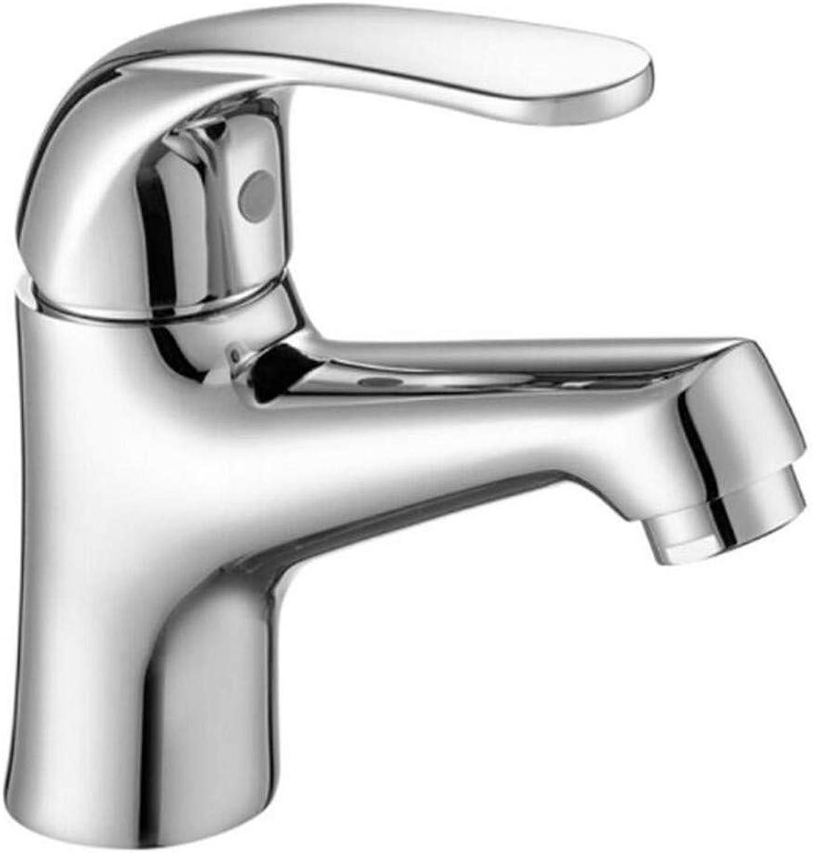 Kitchen Bath Basin Sink Bathroom Taps Kitchen Sink Taps Bathroom Taps Single-Hole Cold and Hot Basin Faucet Ctzl6864