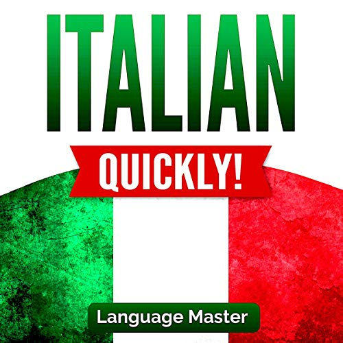 Italian Quickly! audiobook cover art
