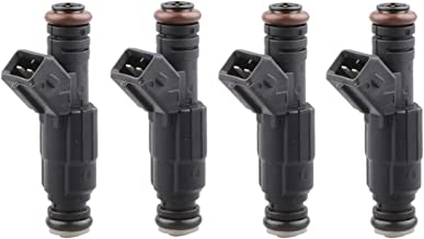 MOSTPLUS 0280155700 19LB EV1 Fuel Injectors for Dodge Ford Plymouth Audi (Set of 4)