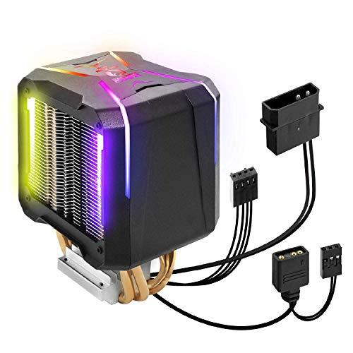 EMPIRE GAMING - Guardian V201 Ventilador de procesador para PC Gaming...